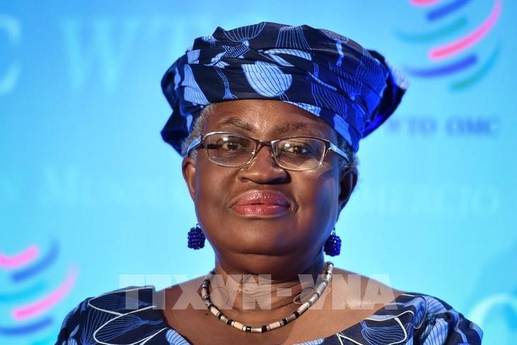 奥孔乔-伊韦阿拉正式就任世贸组织总干事 - ảnh 1