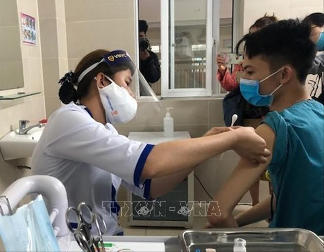 越南继续谈判   加快疫苗覆盖 - ảnh 1