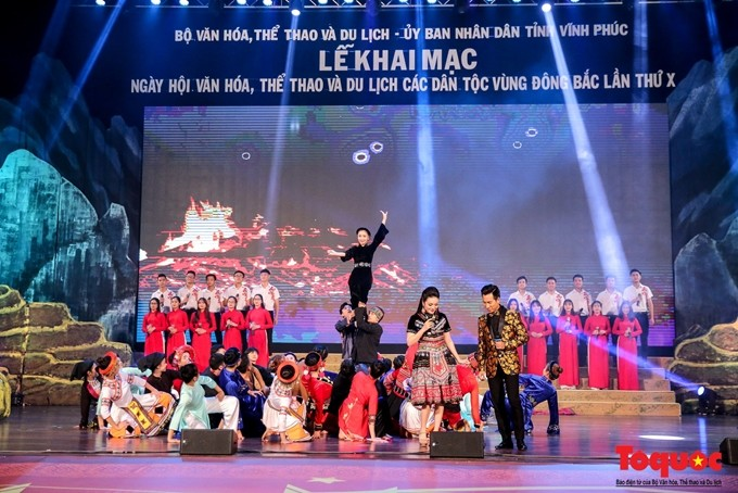 谅山省承办2021年第十一次东北地区少数民族文化体育旅游节 - ảnh 1