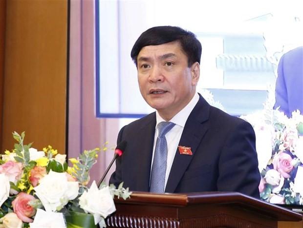 越南第十五届国会代表候选人名单公布 - ảnh 1