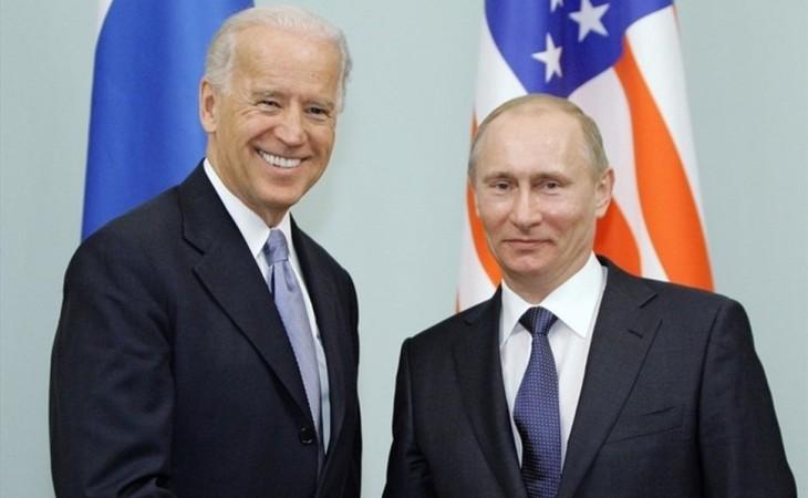 美国总统拜登希望在6月访问欧洲期间能与俄罗斯总统普京举行会晤 - ảnh 1