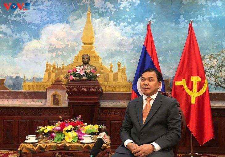 Peranan Pemuda dalam Memupuk Hubungan Persahabatan dan Solidaritas Istimewa Vietnam-Laos - ảnh 2