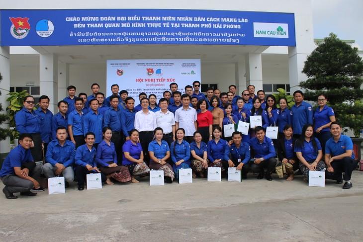 Peranan Pemuda dalam Memupuk Hubungan Persahabatan dan Solidaritas Istimewa Vietnam-Laos - ảnh 3