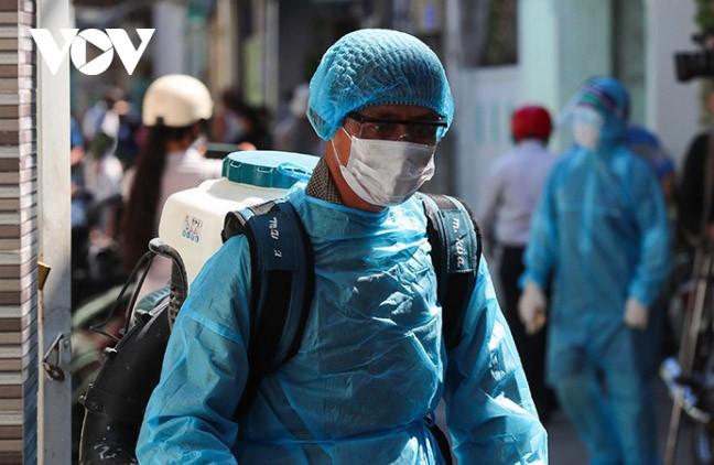 5月6日上午,越南新增8例本土新冠肺炎确诊病例 - ảnh 1