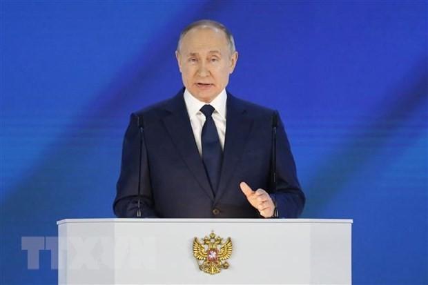 俄罗斯愿与欧洲重建全面伙伴关系 - ảnh 1