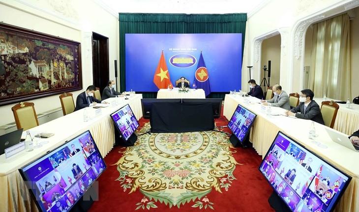 美国重视与东盟的战略伙伴关系 - ảnh 1