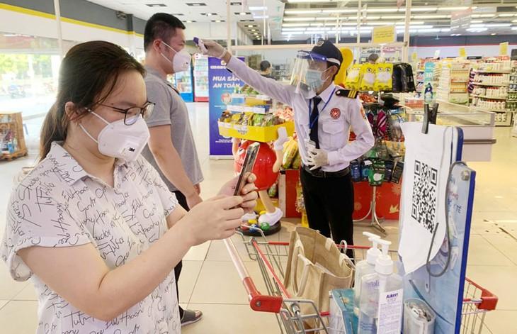 """越南政府颁布""""安全、灵活适应并有效控制疫情""""的临时规定 - ảnh 1"""