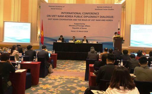 Quel rôle joué par Hanoi et Séoul dans le renforcement de la connexion en Asie de l'Est? - ảnh 1