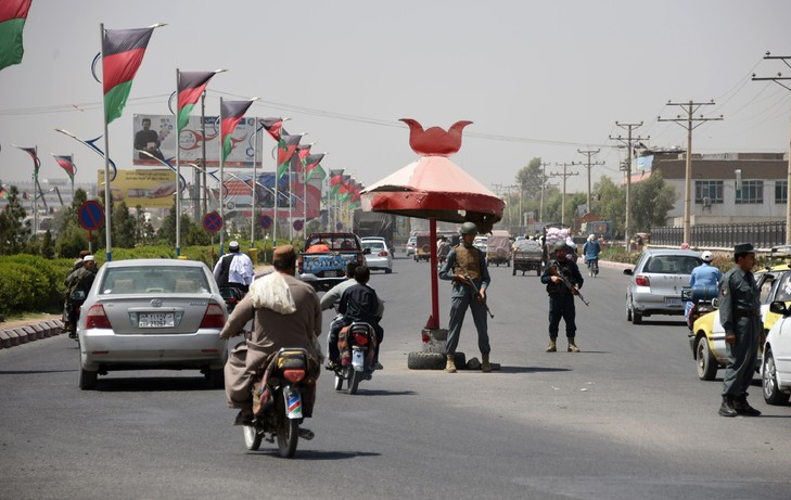 Législatives en Afghanistan: un scrutin menacé par les attentats - ảnh 1