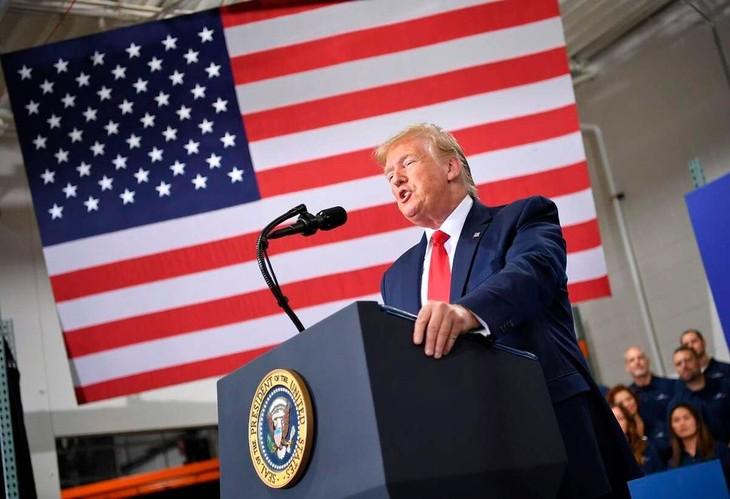 La Chambre des représentants veut empêcher Trump de déclencher une guerre contre l'Iran - ảnh 1