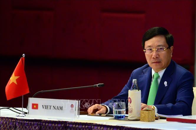 La 20e conférence des ministres des AE de l'ASEAN + 3 à Bangkok  - ảnh 1