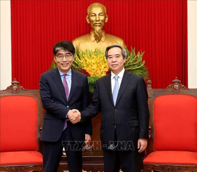 Promotion des relations de coopération efficace entre le Vietnam et l'OIT - ảnh 1