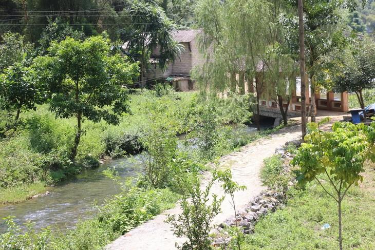 Khuôi Ky, le village des maisons sur pilotis en pierre - ảnh 3
