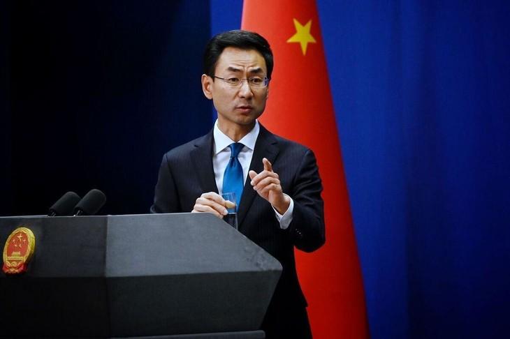 La Chine accuse les États-Unis de vouloir changer l'espace en «champ de bataille» - ảnh 1