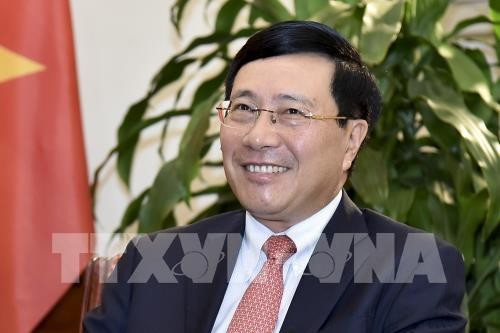 Pour une ASEAN connectée et réactive - ảnh 1