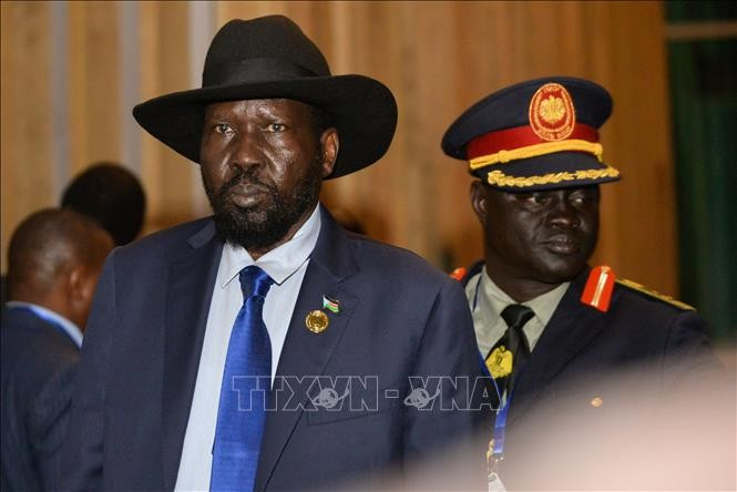 Soudan du Sud : Salva Kiir et Riek Machar d'accord pour un gouvernement d'union nationale - ảnh 1