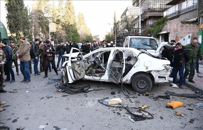 Syrie: en 9 ans, plus de 380.000 personnes ont péri dans le conflit  - ảnh 1
