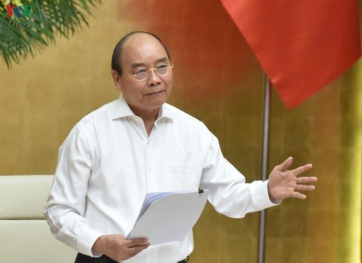Hô Chi Minh-ville: visioconférence avec le Premier ministre Nguyên Xuân Phuc - ảnh 1