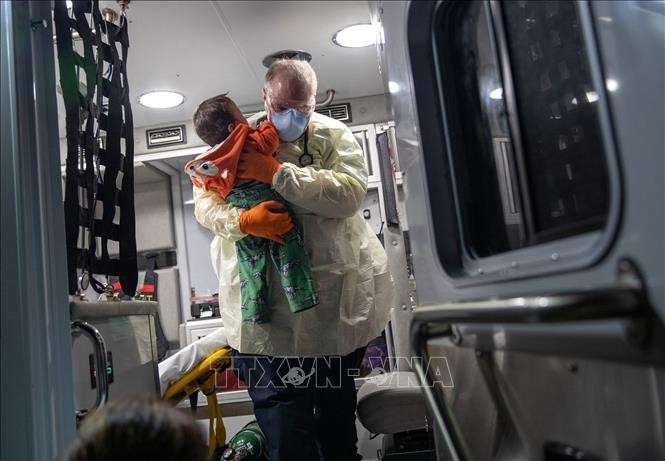 Covid-19: Les États-Unis alertent sur une maladie liée au virus chez les enfants - ảnh 1