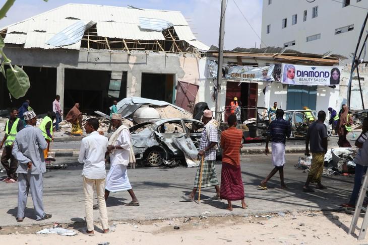 Débat sur la mission de l'ONU en Somalie - ảnh 1