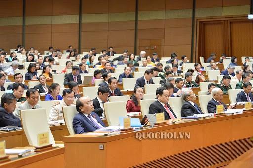 Les députés proposent la promulgation d'une loi sur la sécurité économique - ảnh 1