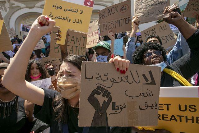 De Washington à Paris, mobilisation massive contre le racisme  - ảnh 10