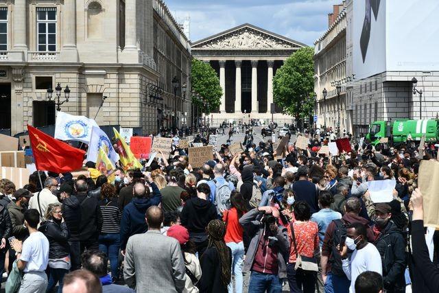 De Washington à Paris, mobilisation massive contre le racisme  - ảnh 6