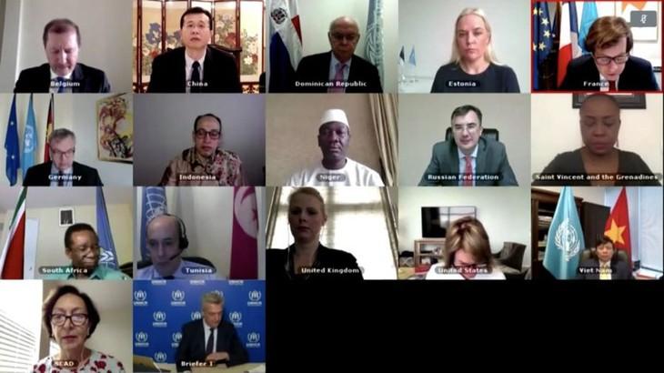Débat sur les réfugiés : le Vietnam appelle à une responsabilité partagée - ảnh 1