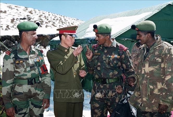 La situation des zones frontalières Chine-Inde est globalement stable   - ảnh 1