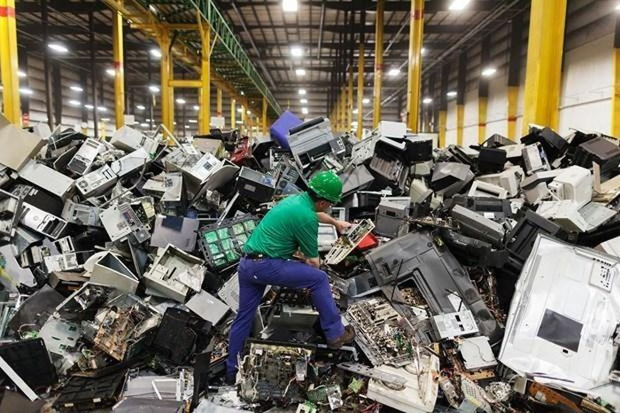 ONU: les déchets électroniques ont augmenté de 21% en cinq ans  - ảnh 1