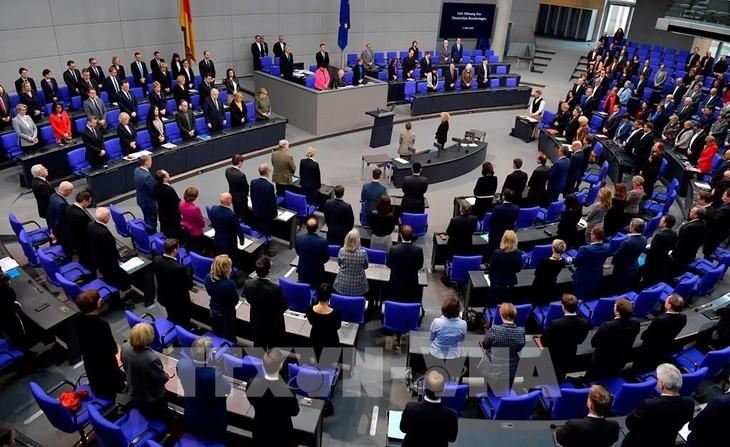 Bundestag verabschiedet Gesetzesentwurf über Grundrente - ảnh 1