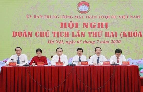 Le Front de la Patrie du Vietnam fait son bilan du premier semestre  - ảnh 1