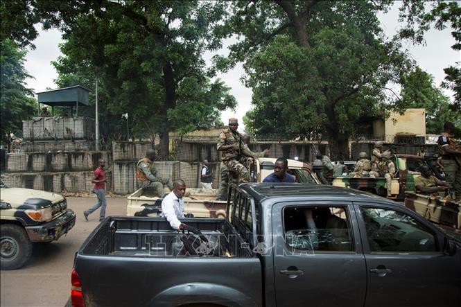 Coup d'État au Mali: les pays voisins réclament le rétablissement d'IBK et envoient une délégation - ảnh 1