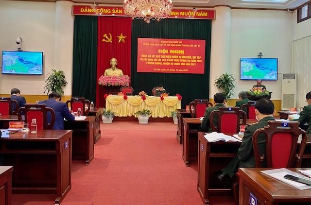 2021 : le Vietnam tente de retrouver les restes de 1500 soldats portés disparus  - ảnh 1