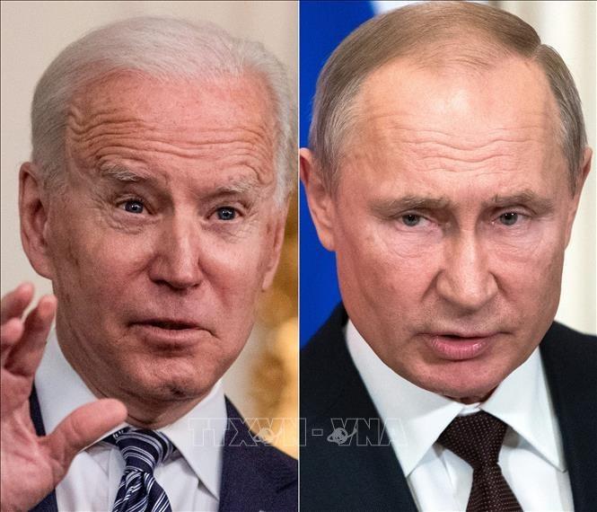 Joe Biden et Vladimir Poutine pourraient se rencontrer