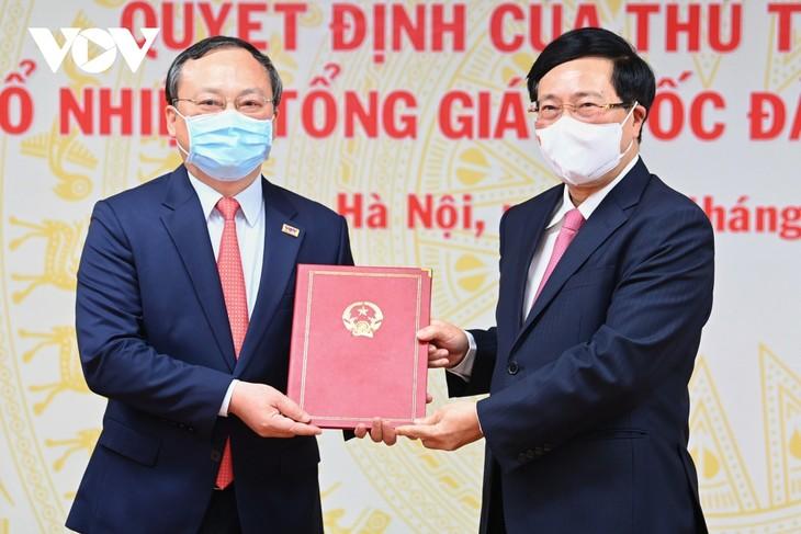Dô Tiên Sy nommé président de la Voix du Vietnam - ảnh 1