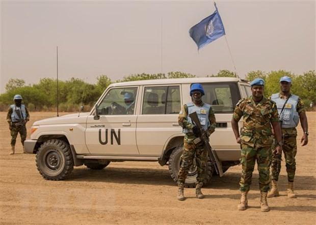 ONU: Accord sur le budget des opérations de paix - ảnh 1
