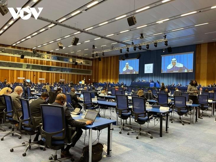 Le Vietnam élu au Conseil des gouverneurs de l'AIEA, mandat 2021-2023 - ảnh 1