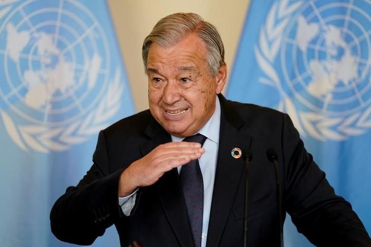 António Guterres déclare que les avancées mondiales « ne peuvent être éclipsées par un conflit nucléaire » - ảnh 1