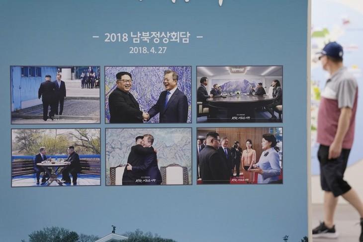 La République populaire démocratique de Corée évoque un nouveau sommet intercoréen - ảnh 1