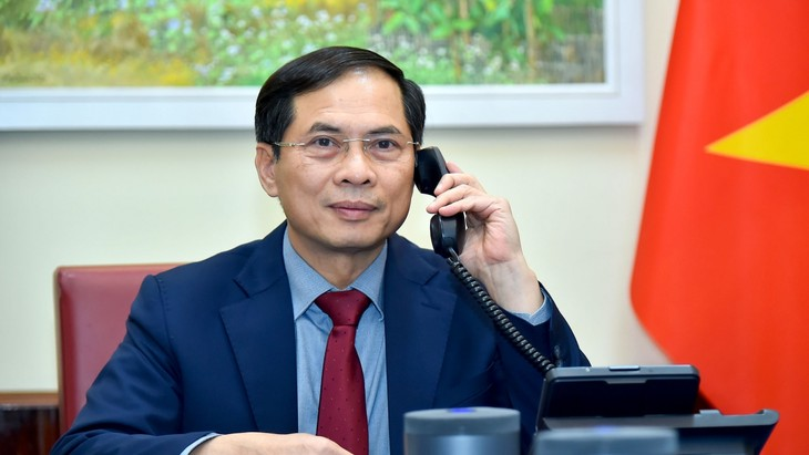 Vietnam, US to strenghthen comprehensive partnership - ảnh 1