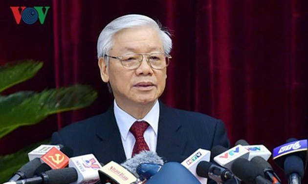 Réduction des risques des catastrophes : lettre de Nguyên Phu Trong aux Vietnamiens - ảnh 1