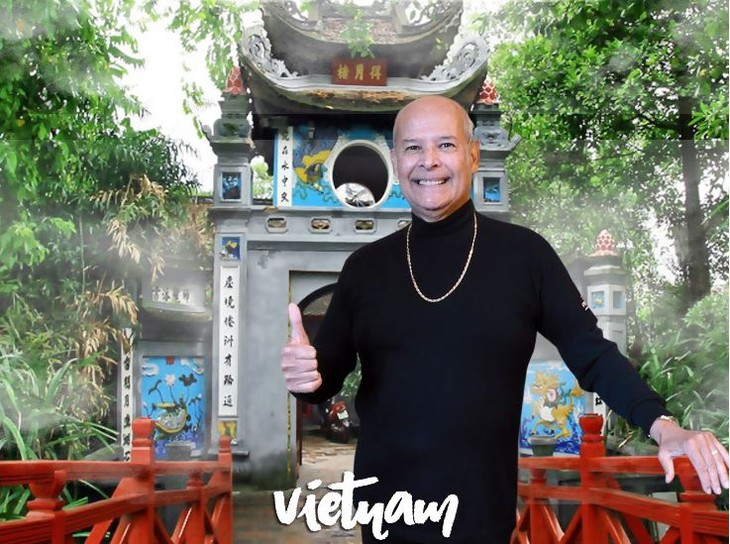 "Gérard Addat: ""Le Vietnam vivra toujours dans mon coeur""  - ảnh 1"