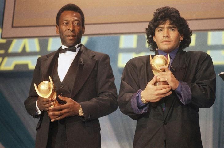 Diego Maradona, une vie et une carrière en images  - ảnh 14
