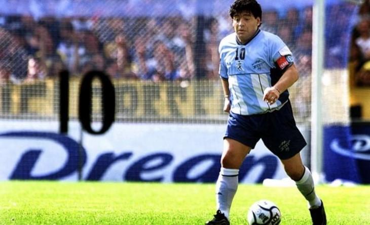 Diego Maradona, une vie et une carrière en images  - ảnh 12