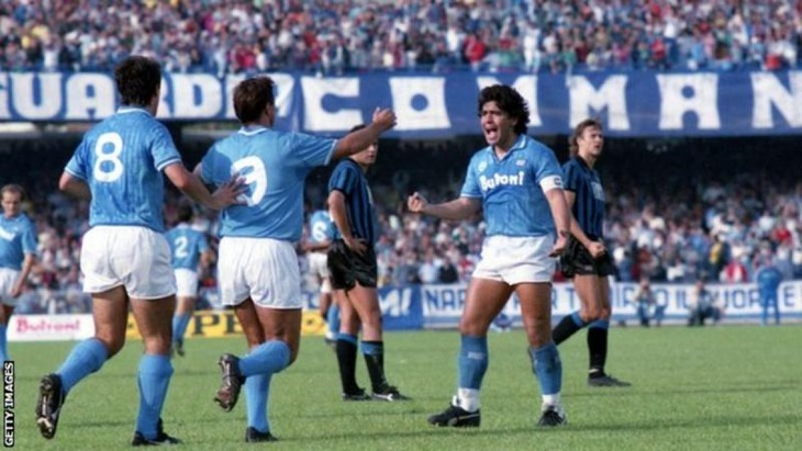 Diego Maradona, une vie et une carrière en images  - ảnh 13