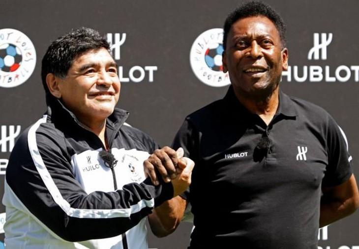 Diego Maradona, une vie et une carrière en images  - ảnh 15