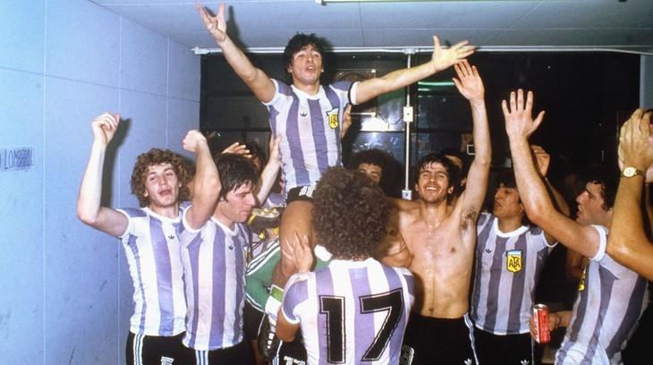 Diego Maradona, une vie et une carrière en images  - ảnh 4