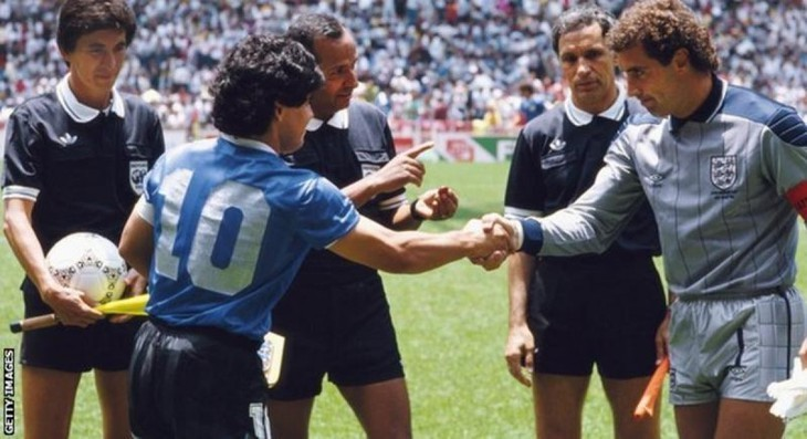 Diego Maradona, une vie et une carrière en images  - ảnh 8