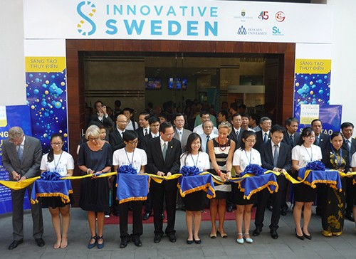 Swedish initiatives introduced in Ho Chi Minh city - ảnh 1